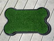 Pet Relief Grass Pad Indoor Dog Toilet System
