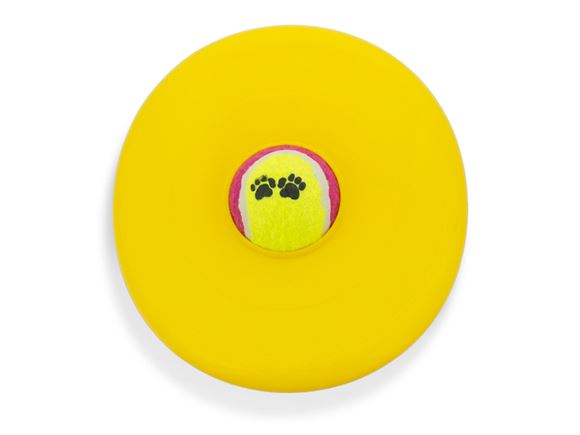PRIMA Frisbee and Tennis Ball Dog Toy Set product image