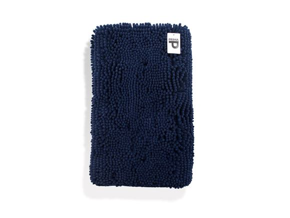 PRIMA Navy Blue Chenille Dog Blanket product image