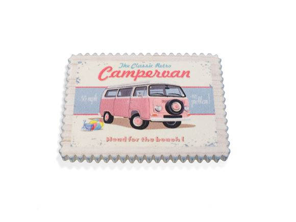 PRIMA Retro Campervan Fridge Magnet product image
