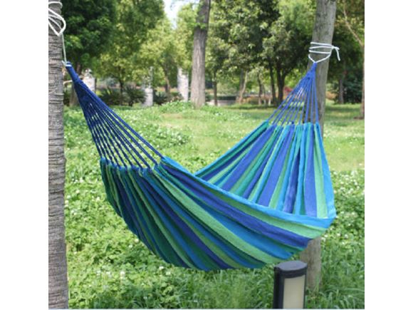 PRIMA Striped Single Hammock product image
