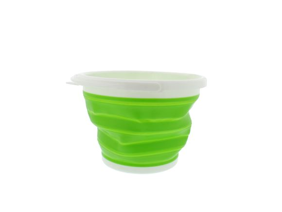 PRIMA Collapsible Round Bucket - 10L Green product image