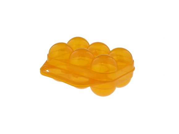 PRIMA Plastic Egg Carrier Case - Orange product image