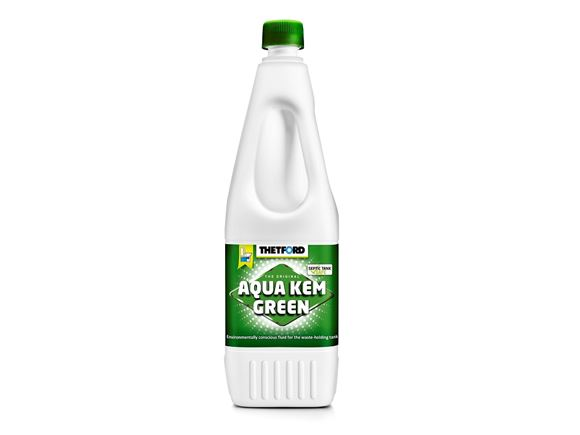 Thetford Aqua Kem Green 1.5 Litre BOTTLE product image