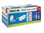Thetford C2 C3 C4 Toilet Fresh Up Kit R/H