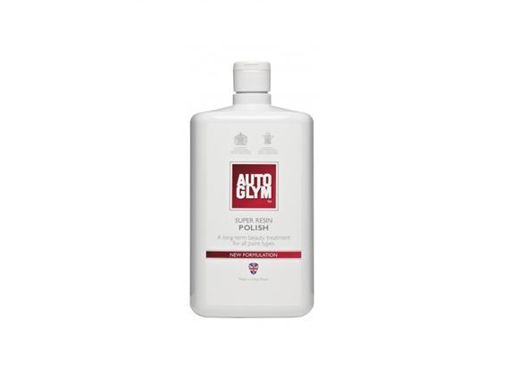 AutoGlym Super Resin Polish 500ml product image