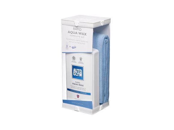 AutoGlym Aquawax Complete Kit product image