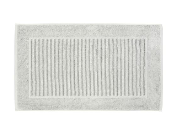Christy Supreme Towelling Bath Mat - Silver product image