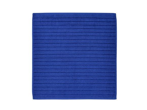 Christy Spectrum Towelling Bath Mat - Blue Velvet product image