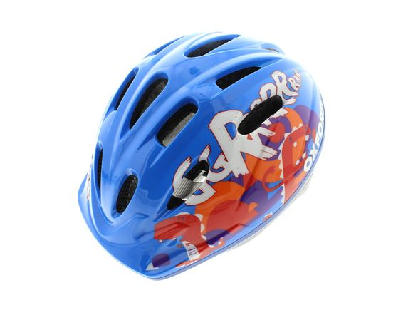 Oxford GRRR Kids Cycle Helmet Blue Small 46-50cm product image