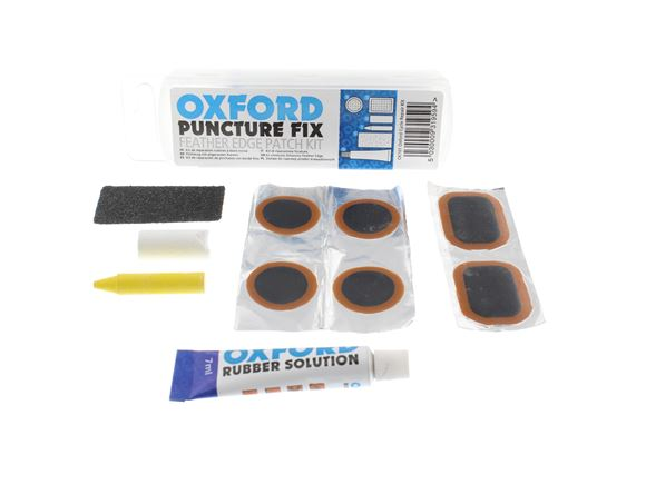 Oxford Cycle Puncture Repair Kit product image