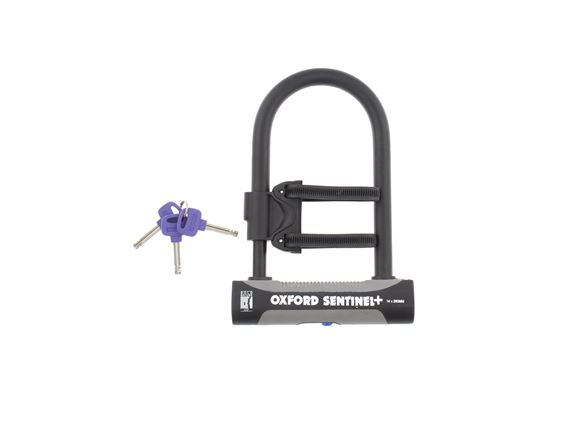 Oxford Cycle Sentinel Shackle Lock product image
