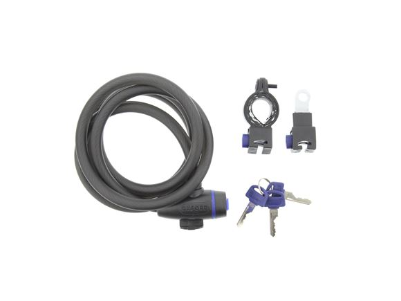 Oxford Cable Lock Tough & Reliable - Black product image