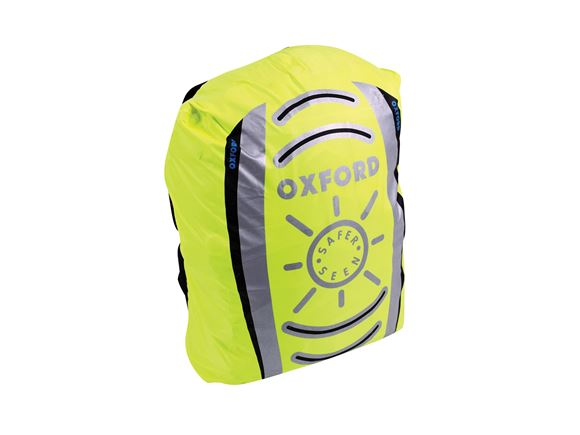 Oxford Cycle Fluro Rucksack Cover product image