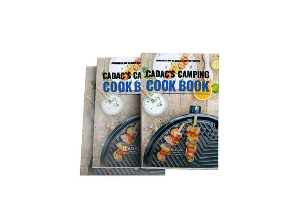 Cadac Cook Book product image