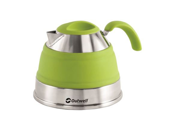 Outwell Collaps Kettle 1.5l Lime Green product image