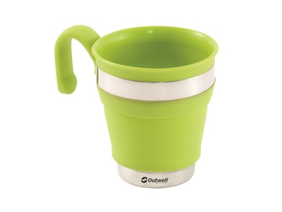 Outwell Collaps Mug Lime Green product image