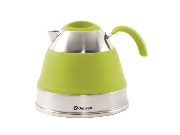 Outwell Collaps Kettle 2.5l Lime Green product image