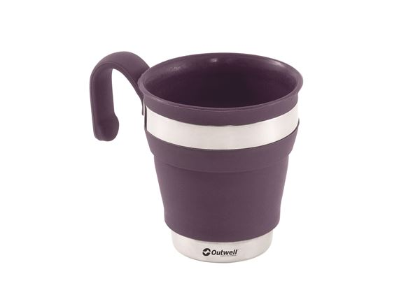 Outwell Collaps Mug Rich Plum product image