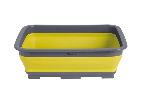 Outwell Collaps Washing Bowl Yellow product image