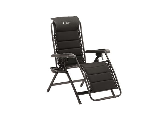 Outwell Acadia Camping & Garden Reclining Chair product image