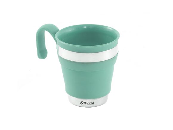 Outwell Collaps Mug Turquoise Blue product image