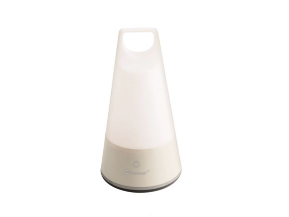 Outwell Auriga Deluxe LED Touch Lamp Cream White product image