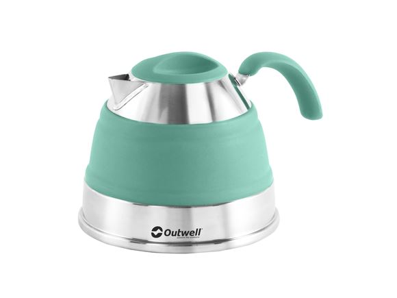 Outwell Collaps Kettle 1.5L Turquoise Blue product image