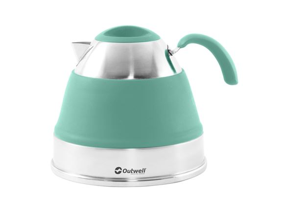 Outwell Collaps Kettle 2.5L Turquoise Blue product image