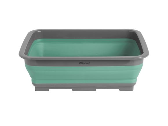 Outwell Collaps Wash Bowl Turquoise Blue product image