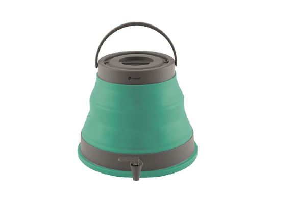 Outwell Collaps Water Carrier Turquoise Blue product image