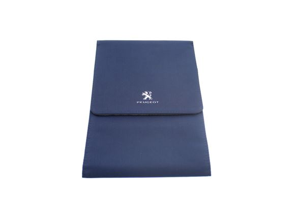 Peugeot Euro 5/6 Boxer Cab Blue Handbook Wallet product image