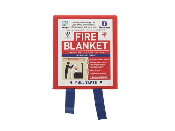 Slimline Fire Blanket 1.1m sq product image