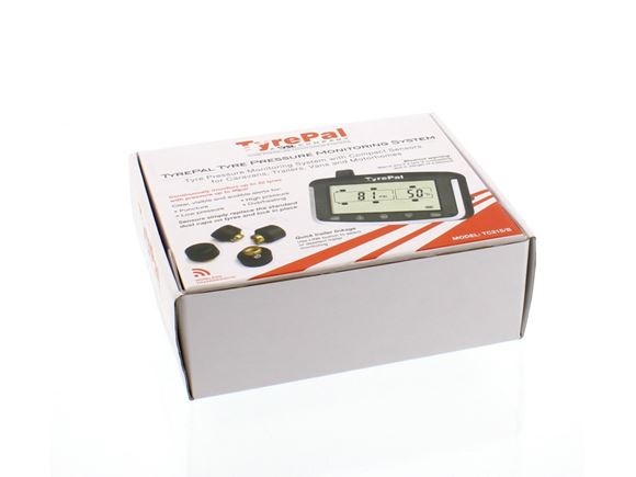 TyrePal TC215B/2 Tyre Pressure Monitor System product image