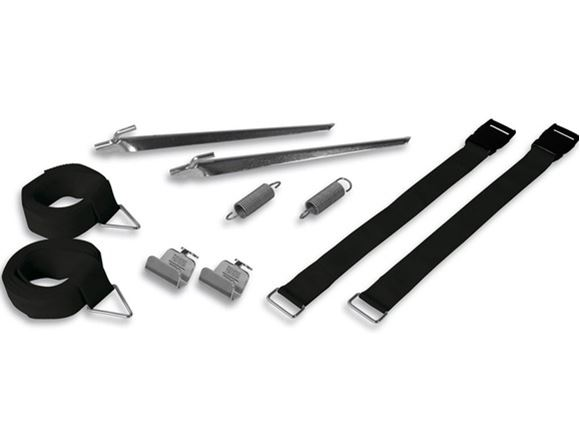 Fiamma Awning Tie Down S Kit Black product image
