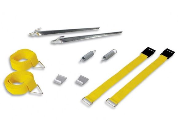 Fiamma Awning Tie Down S Kit Yellow product image