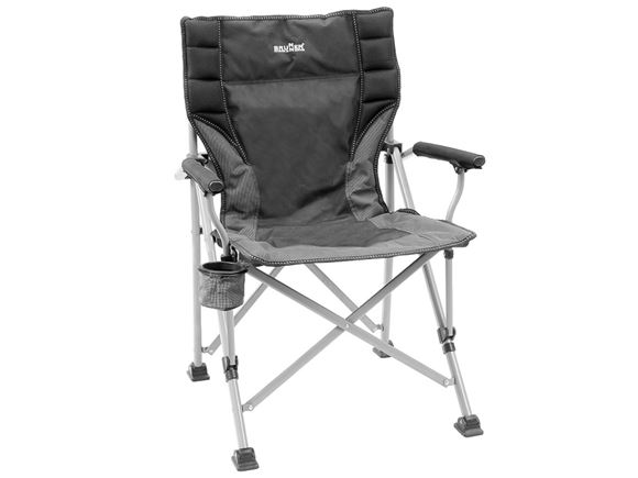 Brunner Raptor NG Padded Folding Chair Grey/Black product image