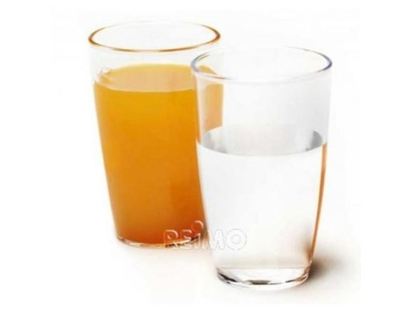 Reimo 300ml PC Juice Glass (Pair) product image