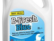 B-Fresh Blue Toilet Fluid 2 Ltr