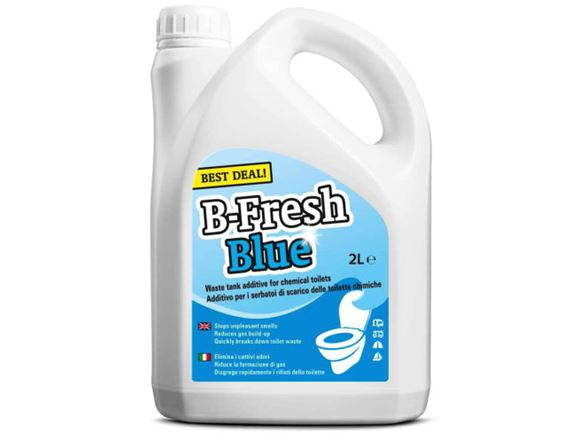 B-Fresh Blue Toilet Fluid 2 Ltr product image