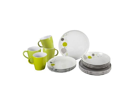 Brunner Space Melamine Tableware Set product image