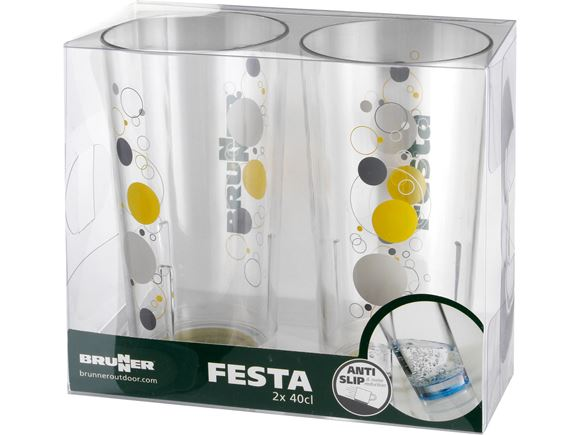 Brunner Space Festa Glass Set product image