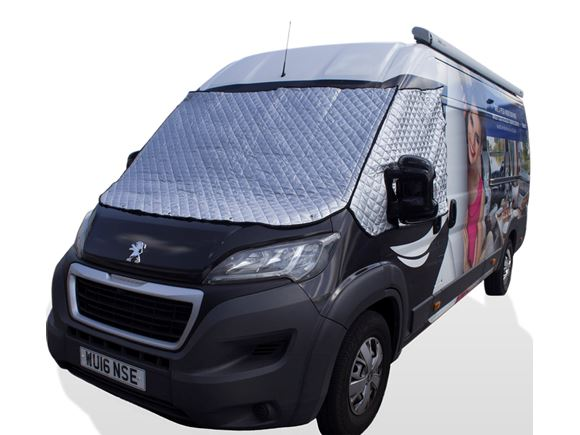 Bailey Insulated Windscreen Cover - Peugeot Cab product image