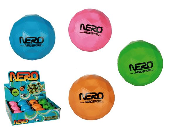 Nero Soft Bouncing Ball - Assorted Colours product image