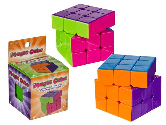 Magic 3x3 Puzzle Cube product image