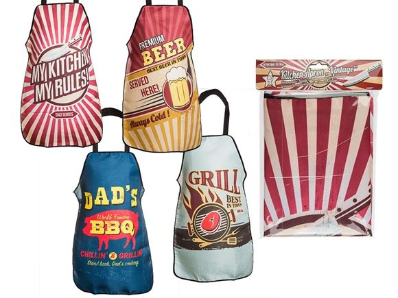 Kitchen Apron -Assorted Designs  product image