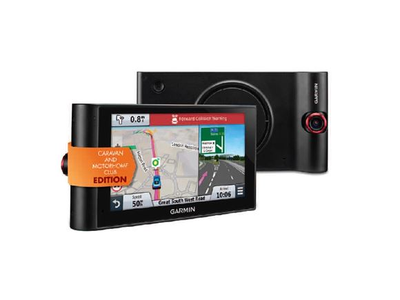 Avtex Tourer One Plus C&M Club Sat Nav & Dash Cam product image
