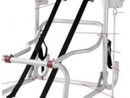 Fiamma Carry Bike Lift 77 Straps (Pair)