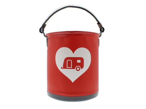 Colapz Bucket - Caravan Love - Red product image