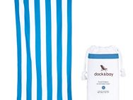 Dock & Bay Cabana Towel Blue - Large